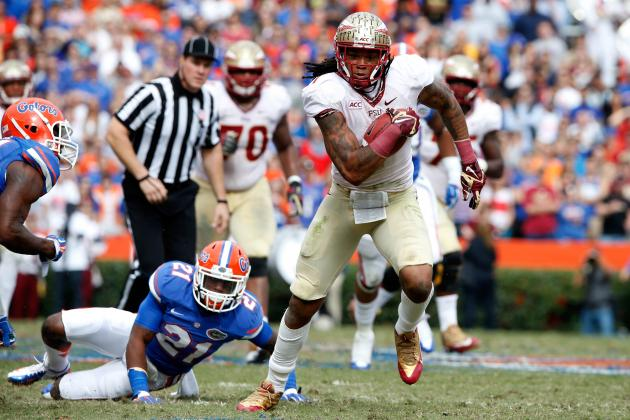 Florida vs. Florida State: Score, Grades and Analysis for Governor's Cup 2013