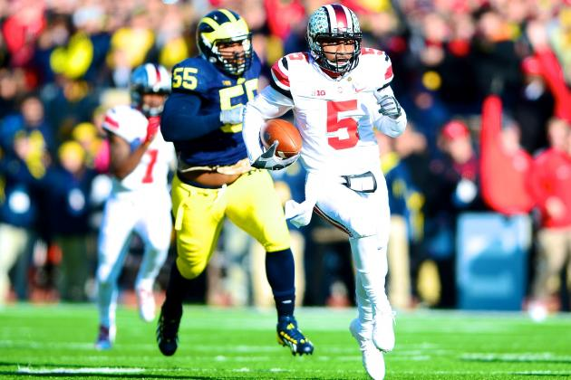 Ohio State vs. Michigan: Live Score and Highlights