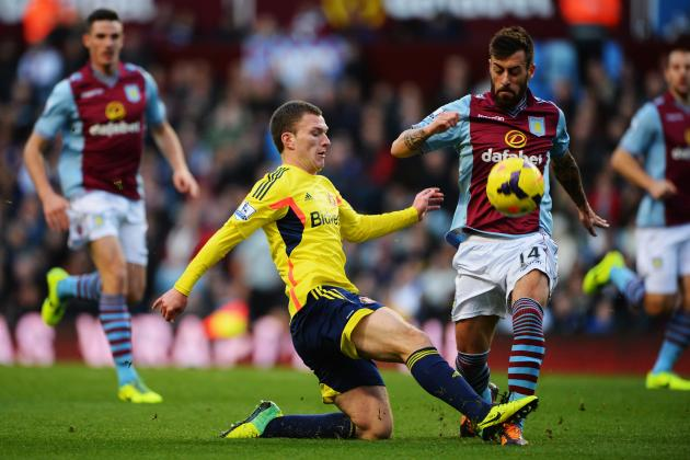Aston Villa vs. Sunderland: 6 Things We Learned