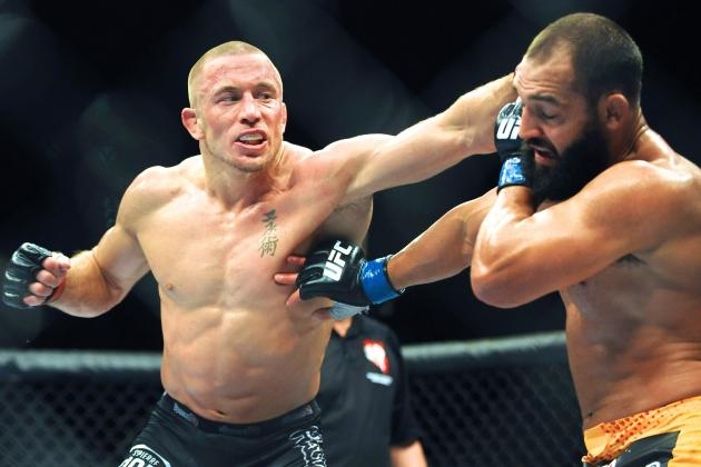 The UFC Welterweight Division Doesn't Need Georges St-Pierre
