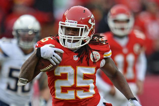 Chiefs Confident There Will Be More Long Runs from Jamaal Charles
