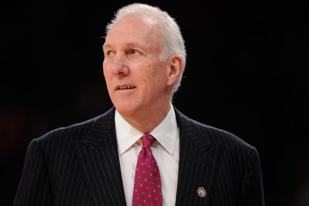 Breaking Down Gregg Popovich's Extremely Successful San Antonio Spurs System