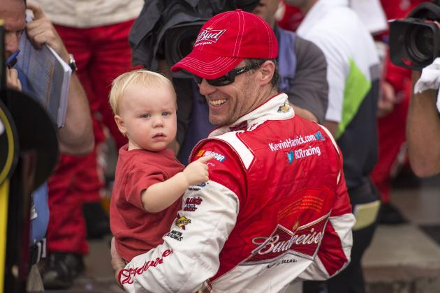 Kevin Harvick's House Catches Fire, Family Escapes Unharmed