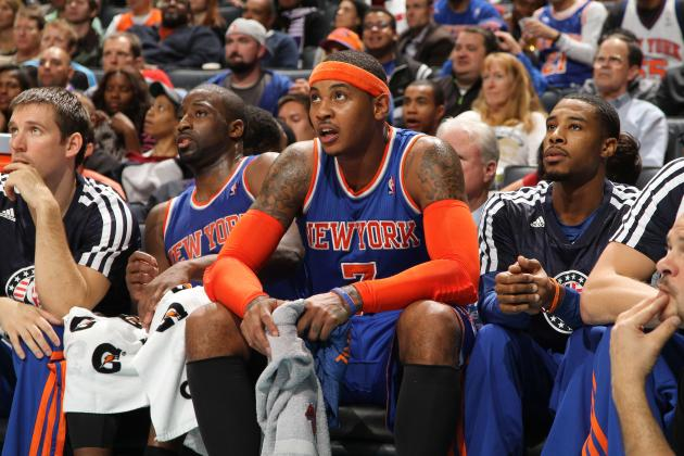 Breaking Down the New York Knicks' 8-Game Losing Streak