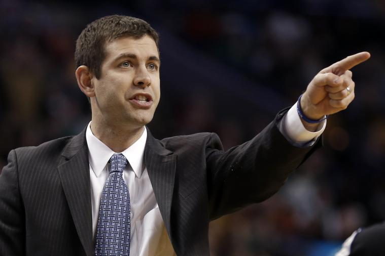 Brad Stevens Discovers 'Gino' in First Boston Celtics Blowout of the Season
