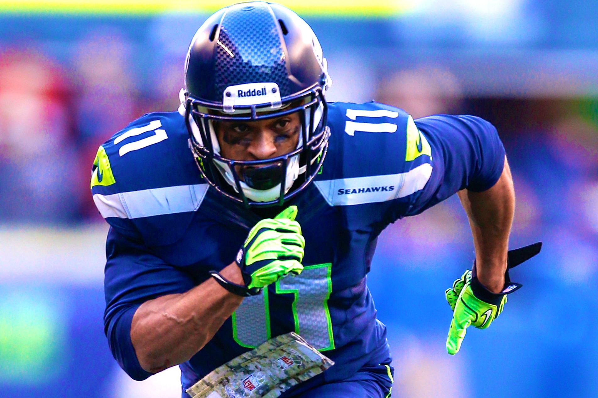 Percy Harvin Injury: Updates on Seahawks WR's Hip and ...