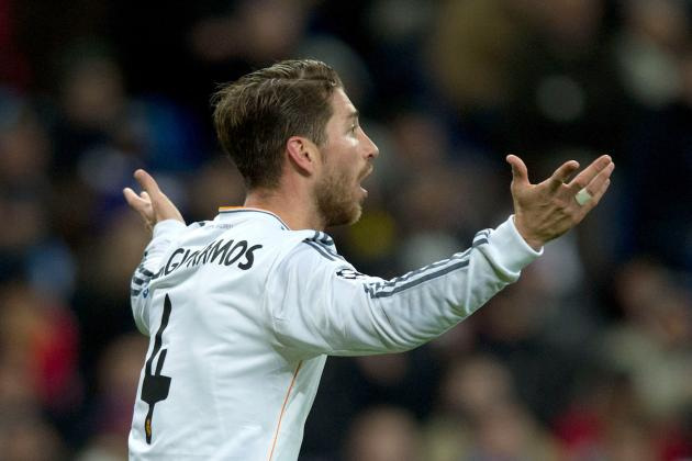 Transfer Rumour Rater: Sergio Ramos to Chelsea in the January Window