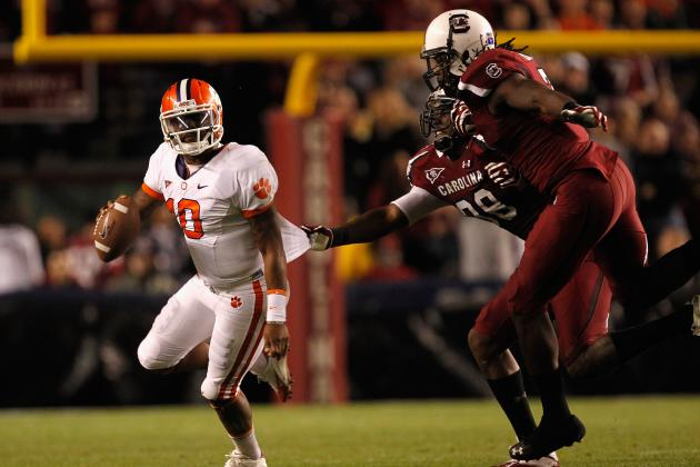 Clemson vs. South Carolina: Keys to Victory in Battle of Palmetto State