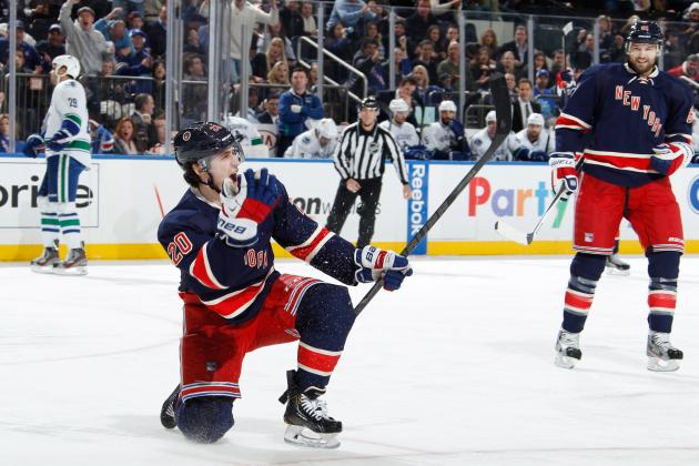 Tortorella's Return to New York Spoiled by Kreider's Hat Trick