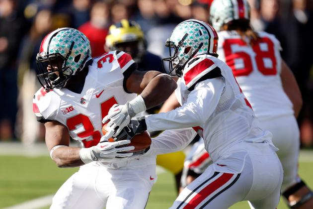 Big Ten Championship Game 2013: Biggest Keys for Michigan State and Ohio State