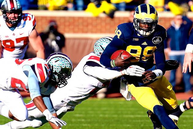 Michigan's Near Upset Win Proves Ohio State Defense Is Far from BCS Title Worthy