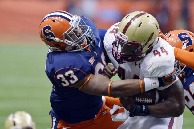Andre Williams' Updated 2013 Heisman Outlook After Loss to Syracuse