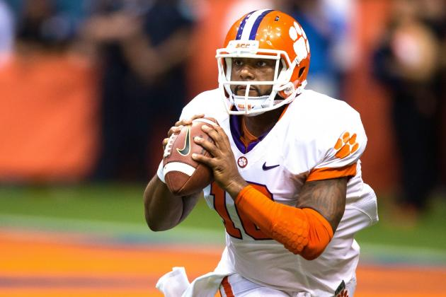 Clemson vs. South Carolina: Live Score and Highlights