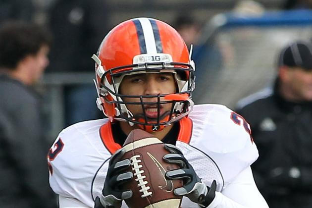 Scheelhaase Now Illini's All-Time Leader in Total Yds