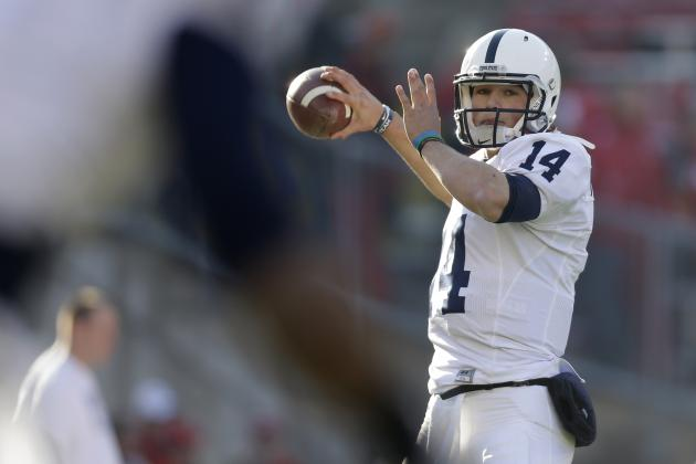 Hackenberg Grows Up in Big Way as Penn State Tanks Wisconsin