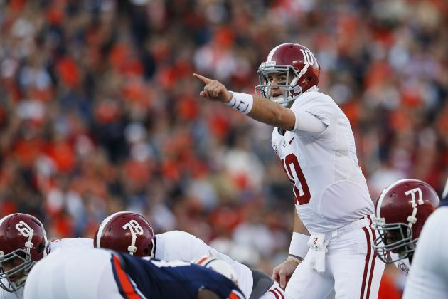 AJ McCarron's Updated Heisman Outlook After Alabama's Loss to Auburn