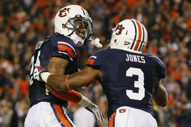 Alabama vs. Auburn Iron Bowl 2013: Live Score, Highlights and Analysis