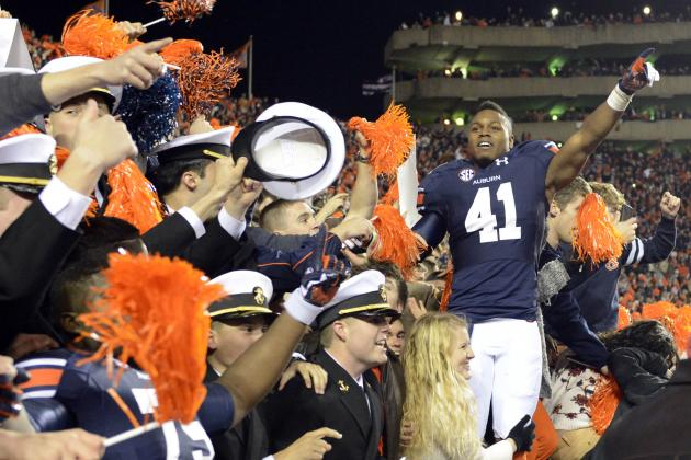 BCS National Championship 2013 Projections: How Auburn's Upset Win Impacts Game