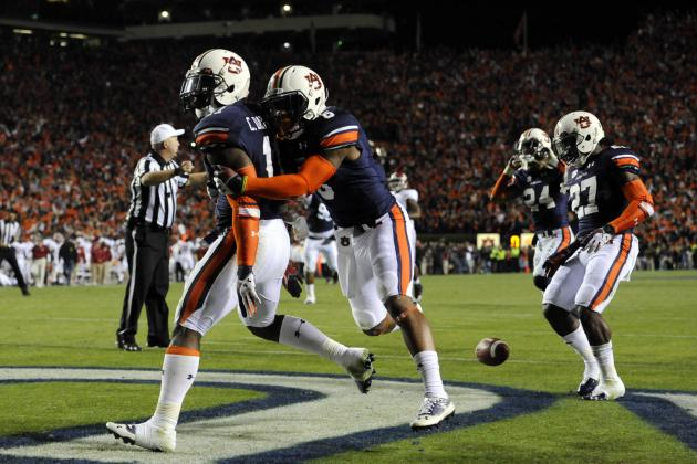 BCS Rankings Predictions 2013: Projecting Auburn's Week 15 Ranking After Upset