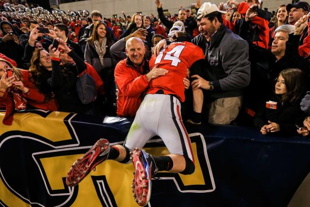 Georgia vs. Georgia Tech: Hutson Mason Begins Legacy with Epic Comeback