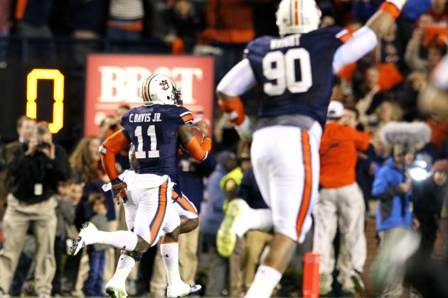Alabama vs. Auburn: Score, Grades and Analysis from Iron Bowl 2013