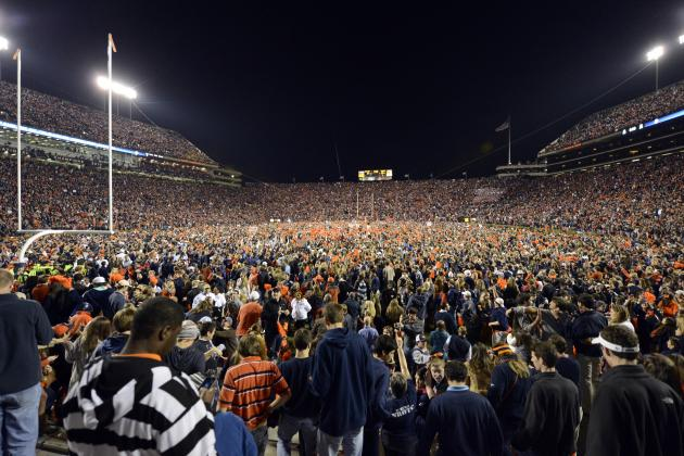 Iron Bowl 2013: Was This the Greatest College Football Game in Recent Memory?