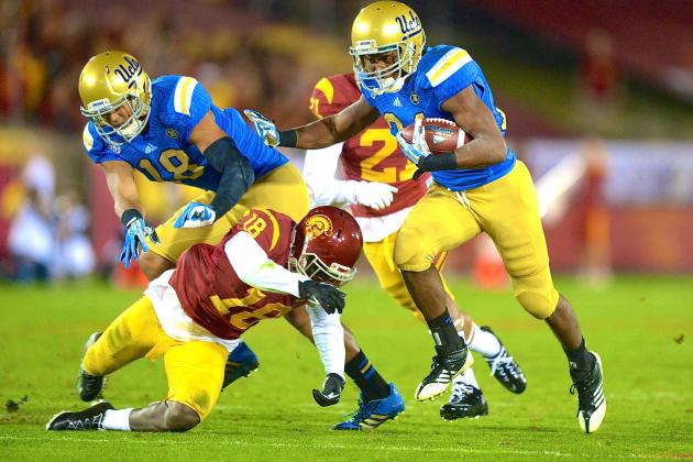 UCLA vs. USC: Live Score and Highlights