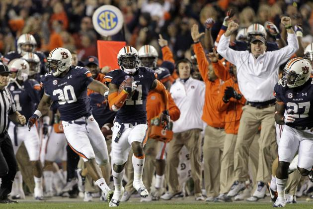 With SEC Title Victory, Auburn Should Jump an Undefeated Ohio State Team
