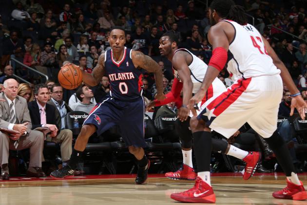 Atlanta Comeback vs. Wizards Comes Up Just Short