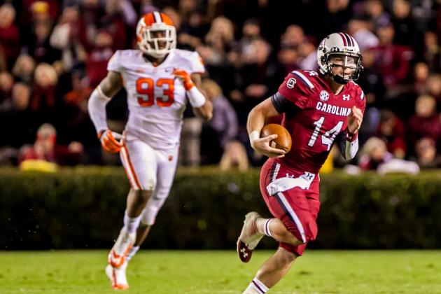 Clemson vs. South Carolina: Score, Grades and Analysis for Palmetto Bowl