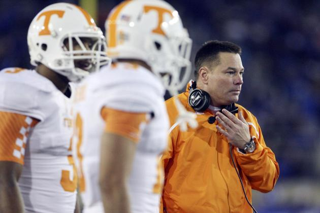 Tennessee's Win over Kentucky Key to Salvaging Recruiting Momentum