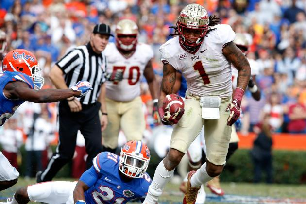 Florida State vs. Florida: Kelvin Benjamin's Star Is Rising at the Perfect Time
