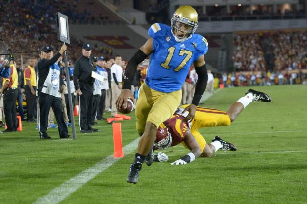 UCLA vs. USC: Score, Grades and Analysis for the Victory Bell 2013