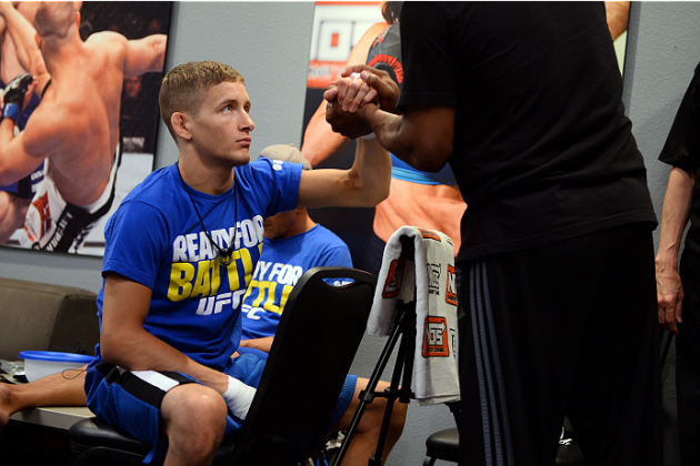 Ultimate Fighter 18 Finale: What We Learned from Davey Grant vs Chris Holdsworth