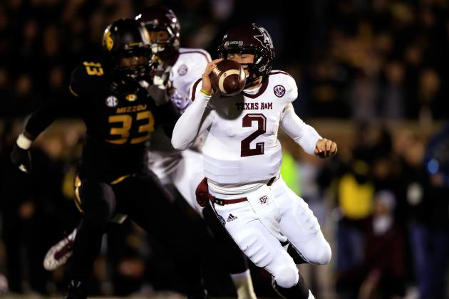 Johnny Manziel's Updated 2013 Heisman Outlook After Loss to Missouri