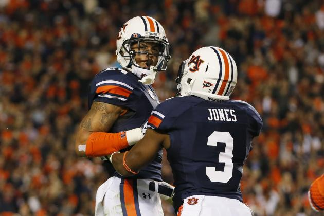 SEC Championship Game 2013: Breaking Down Missouri vs. Auburn Matchup