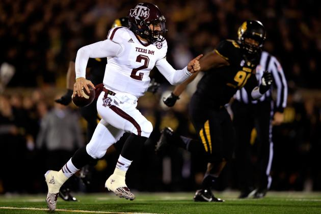 Texas A&M vs. Missouri: Aggies Missing Clutch Factor on Both Sides of the Ball