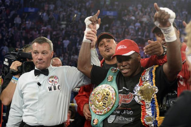Breaking Down Adonis Stevenson and Sergey Kovalev's Prospective Title Fight