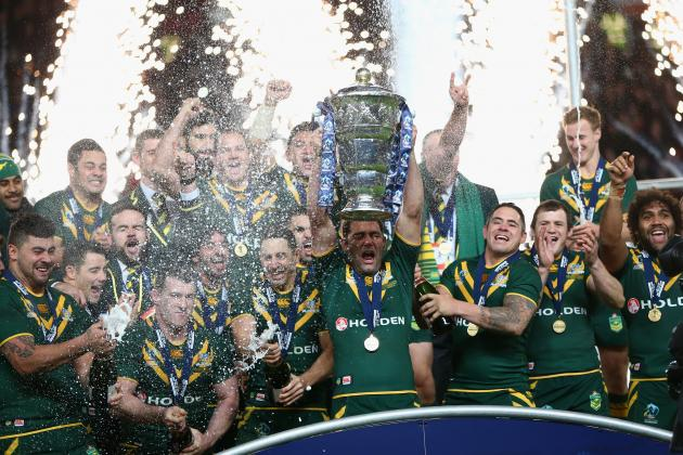 Rugby League World Cup 2013 Final: New Zealand vs. Australia Result and Reaction