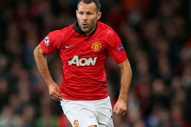 Giggs at 40: Ryan Giggs' Manchester United Facts and Figures