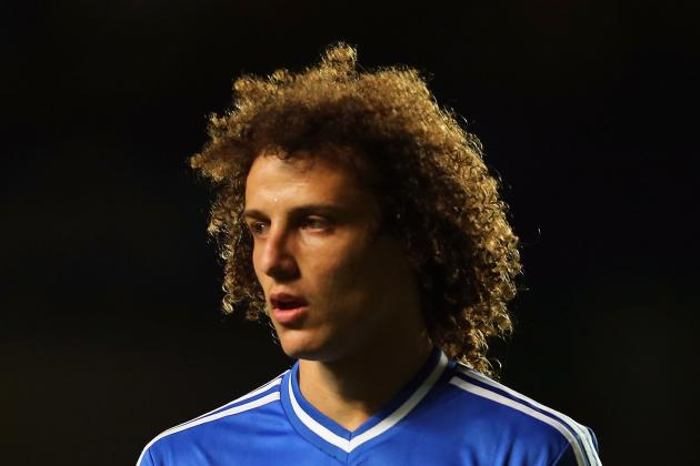 Chelsea Transfer Rumours: Jose Mourinho Should Let David Luiz Leave Blues