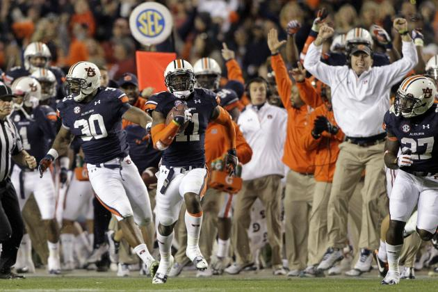 USA Today College Football Poll 2013: Complete Week 15 Rankings Released