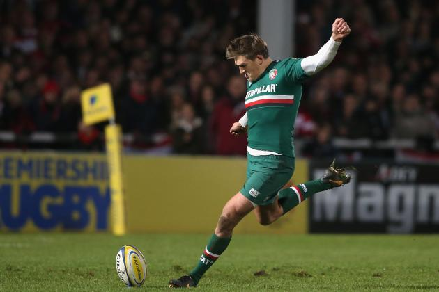 Toulon Line Up Swoop for Toby Flood