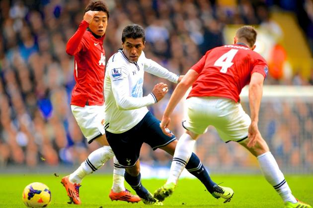 Tottenham Hotspur vs. Manchester United Score, Grades and Post-Match Reaction