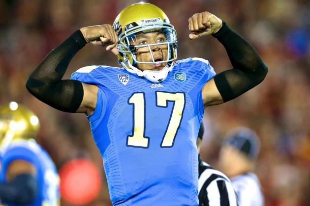 UCLA vs. USC: As Long as Jim Mora and Brett Hundley Are Together, Bruins Own LA
