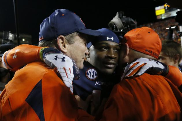 College Football Rankings 2013: Week 15 AP and USA Today Standings Revealed
