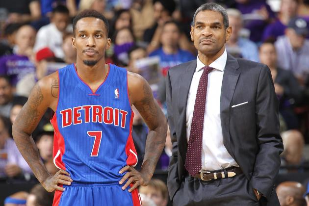 Mo Cheeks Doesn't Think Brandon Jennings Is a Point Guard Yet