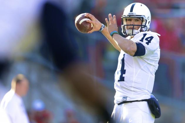 Christian Hackenberg, Young Talent Provide Hope for Future in Win over Wisconsin