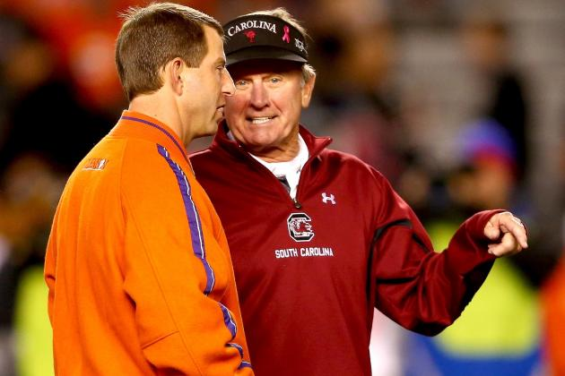 How Can Clemson Get out from Under Steve Spurrier's Thumb in 2014?