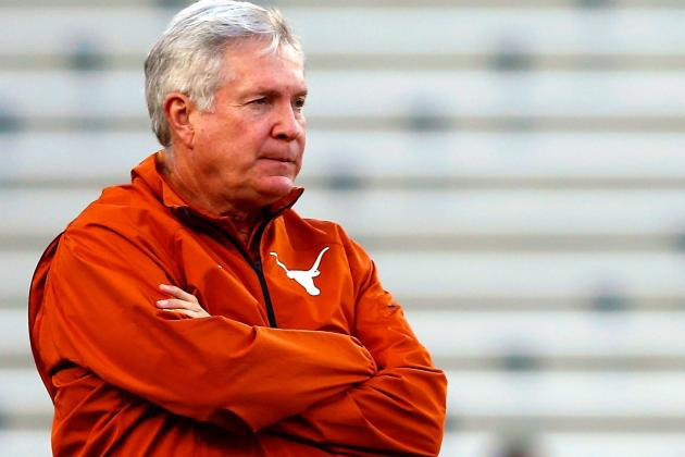 Texas Football: Does Mack Brown Control His Own Destiny if Horns Win Out?